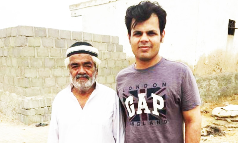 The lead author of the study stands next to a man with an unusual genetic mutation that could lead to a new treatment for heart disease.— MIT Tech Review Pakistan