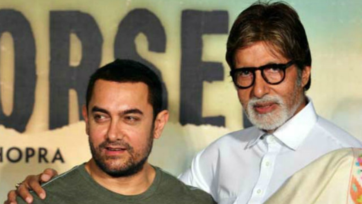 Big B and Aamir Khan battle it out in the Best Actor's category.