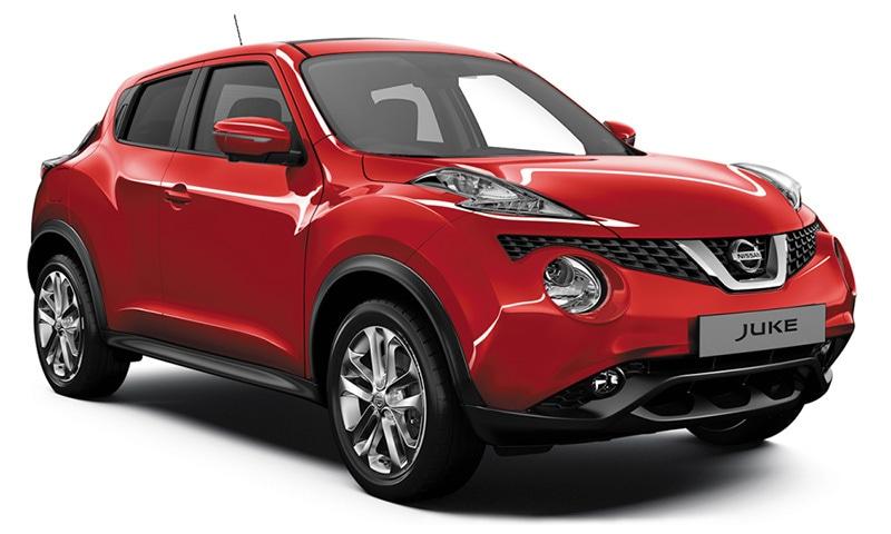 Nissan Juke ─ Nissan website.