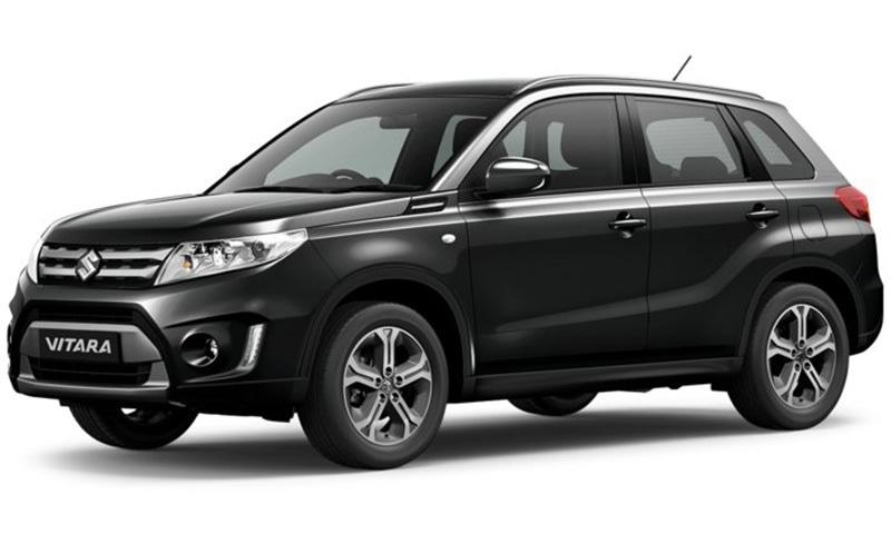 Suzuki Vitara ─ Suzuki website.