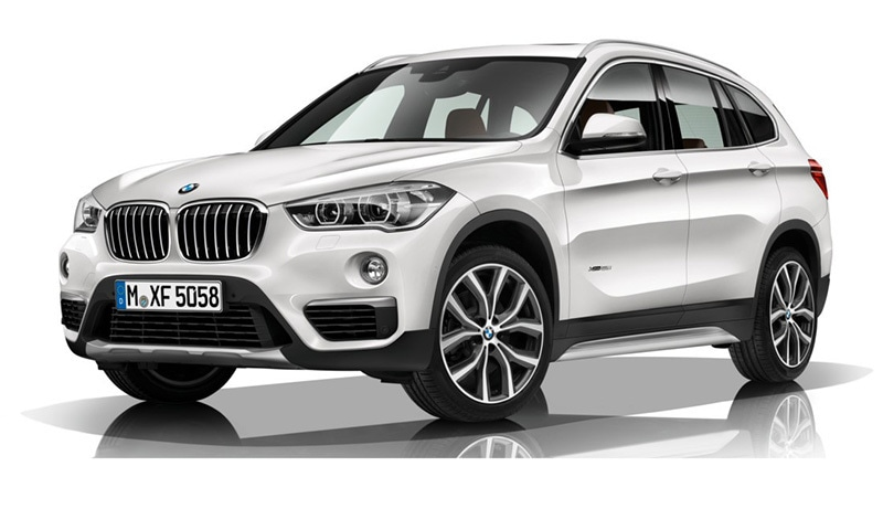 BMW X1 ─ BMW Pakistan.