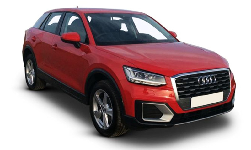 Audi Q2 ─ buyacar.co.uk.