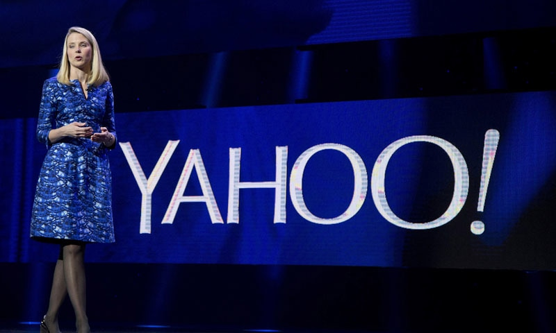 The past, present and possible future of Yahoo