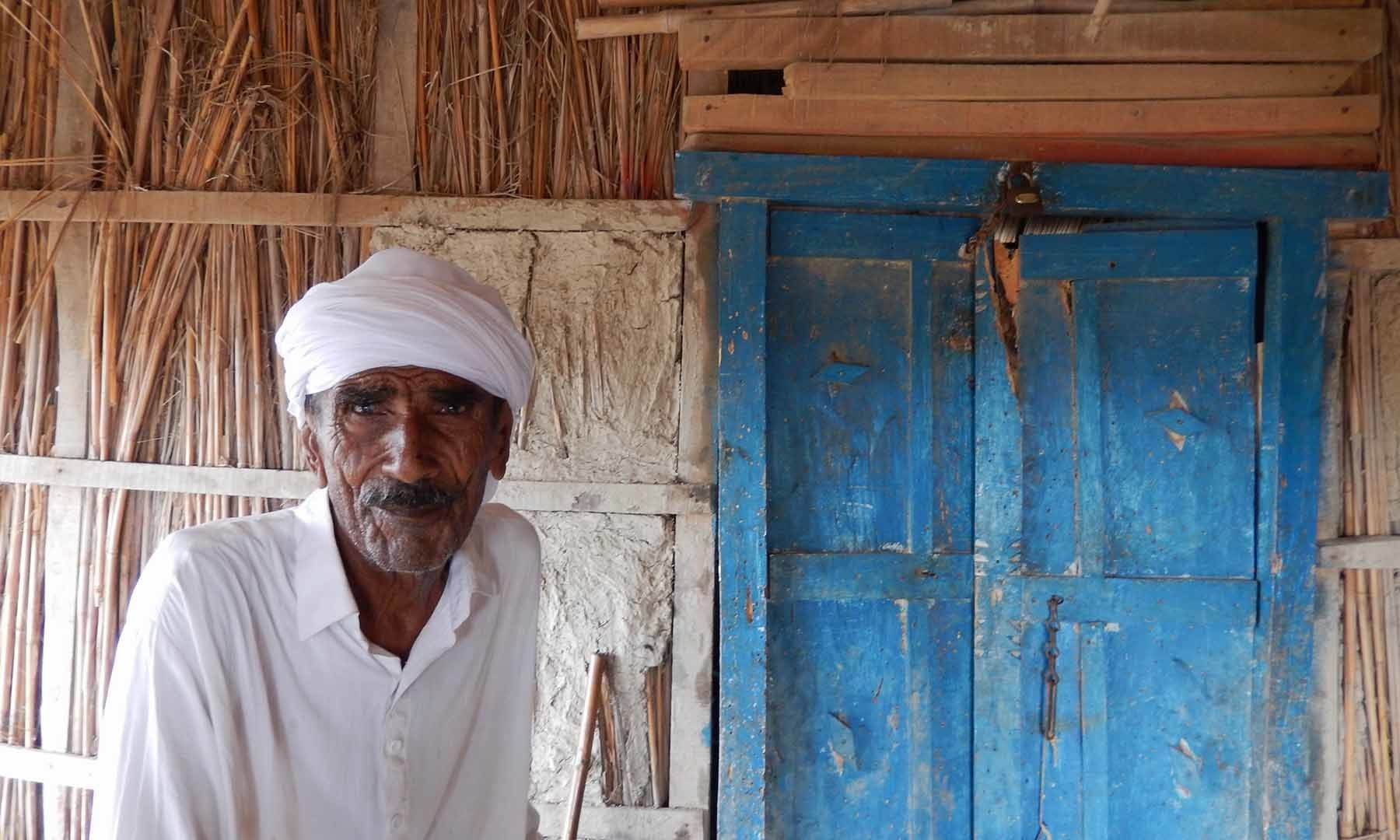 علی محمد شاہ — تصویر ابوبکر شیخ