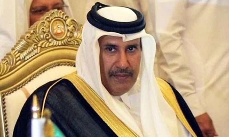 Prince asks JIT to quiz him at Qatar palace