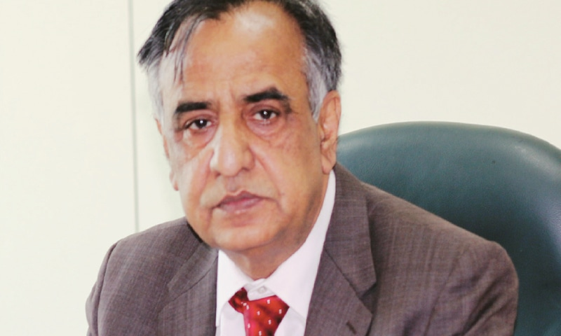 SECP Chairman Zafarul Hijazi was investigated by the Federal Investigative Agency.