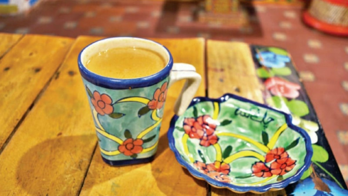 Chai Kada's chai.