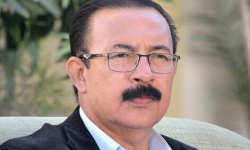 DPO Killa Abdullah Sajid Mohmand. ─ DawnNews