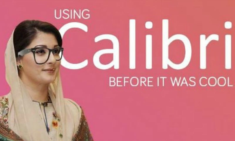 All the jokes about the Calibri font that you should read today