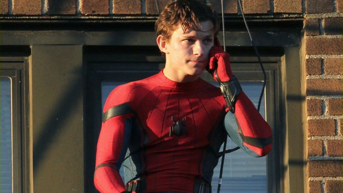 Tom Holland is the best Spider-Man on the silver screen