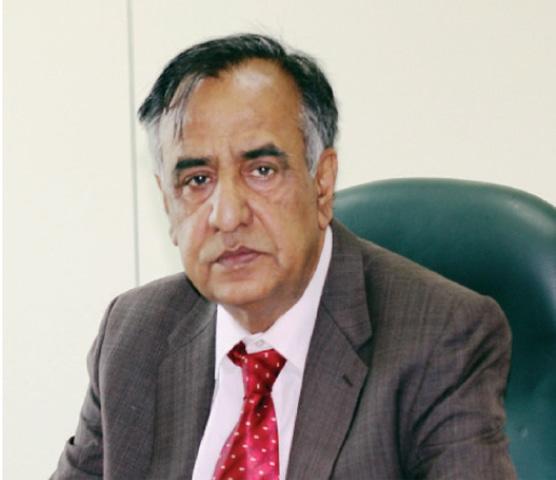 Zafarul Haq Hijazi.