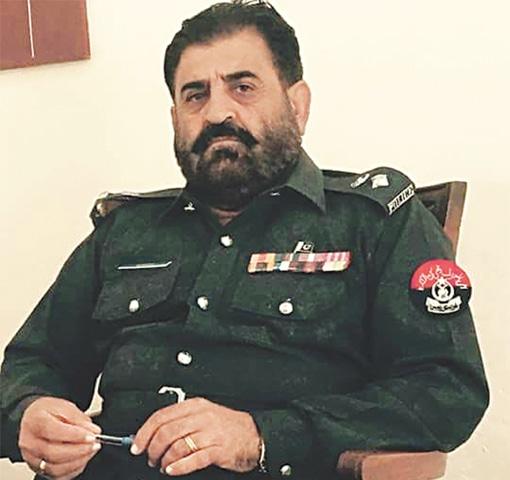 SP Mubarak Shah