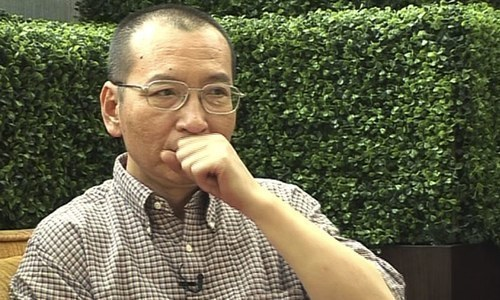 Jailed Chinese Liu Xiaobo wins Nobel Peace Prize