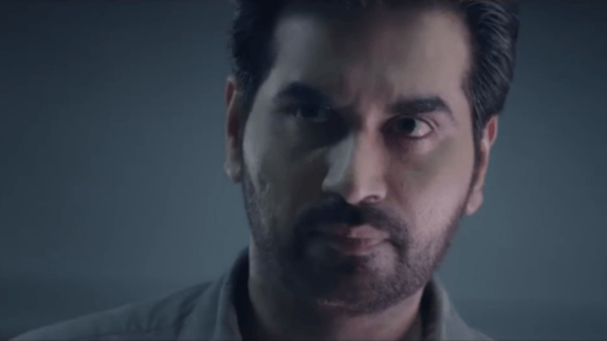 Humayun Saeed plays the lead in the film