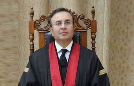 Lahore High Court chief justice makes family business details public