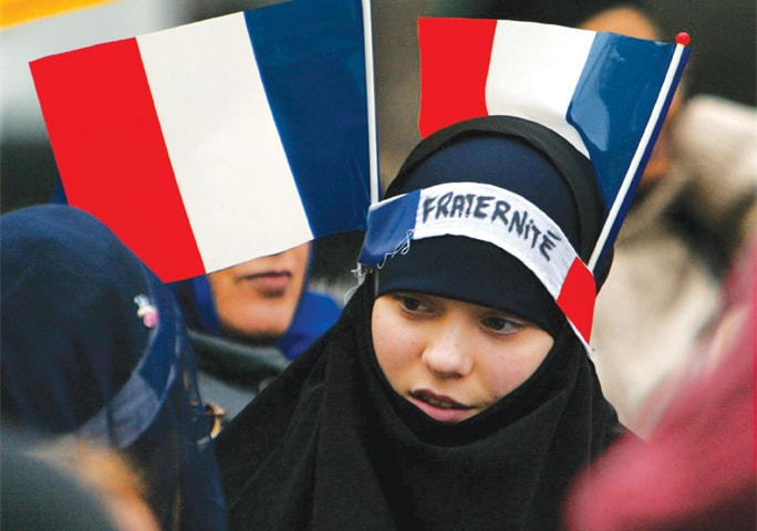 According to a report by the Pew Research Centre, US, there were an estimated 4.7 Muslims in France in 2010, approximately 7.5 percent of the country's total population. This number is projected to increase to 10.3 percent by 2030 | Reuters