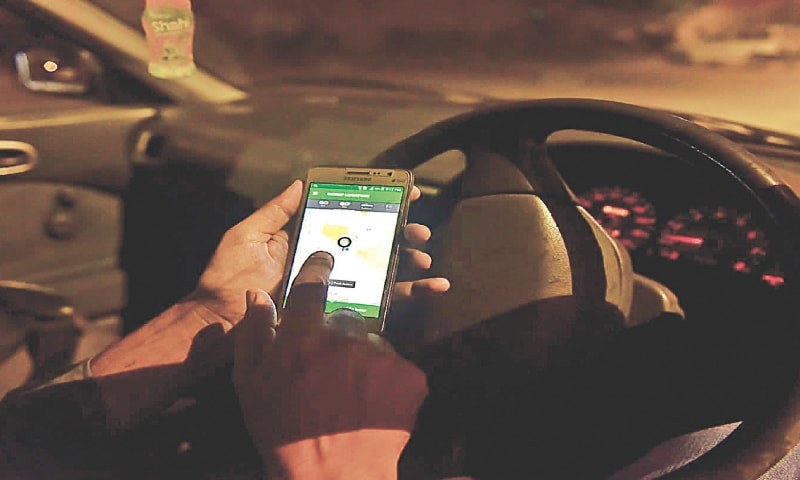 Price surcharges frustrate users of ride-hailing services