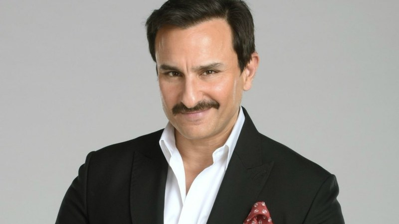 Saif Ali Khan has a theory of the universe and wants you to know