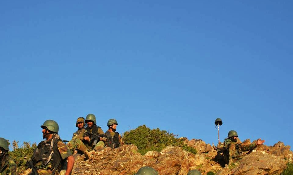 Mountaintop of strategic value cleared, terrorists eliminated in Operation Khyber-4: ISPR