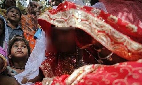 عمرکورٹ: پولیس نے 11 سالہ بچی کی شادی ناکام بنادی