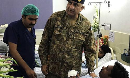 لاہور: آرمی چیف کی زیر صدارت اعلیٰ سطح کا اجلاس
