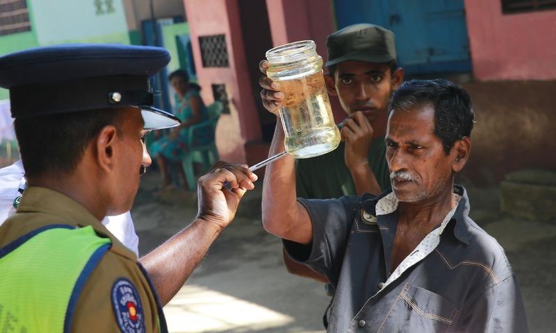 سری لنکا میں ڈینگی سے 300 افراد ہلاک