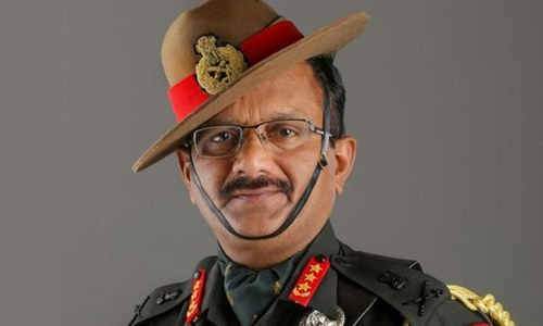 Pakistan's military industrial base is better than India's: Gen Sarath Chand