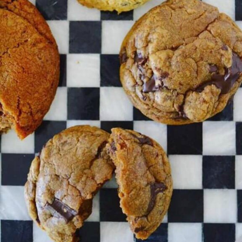 Oatmeal cookies are hard to get right but The Bakery's got it down