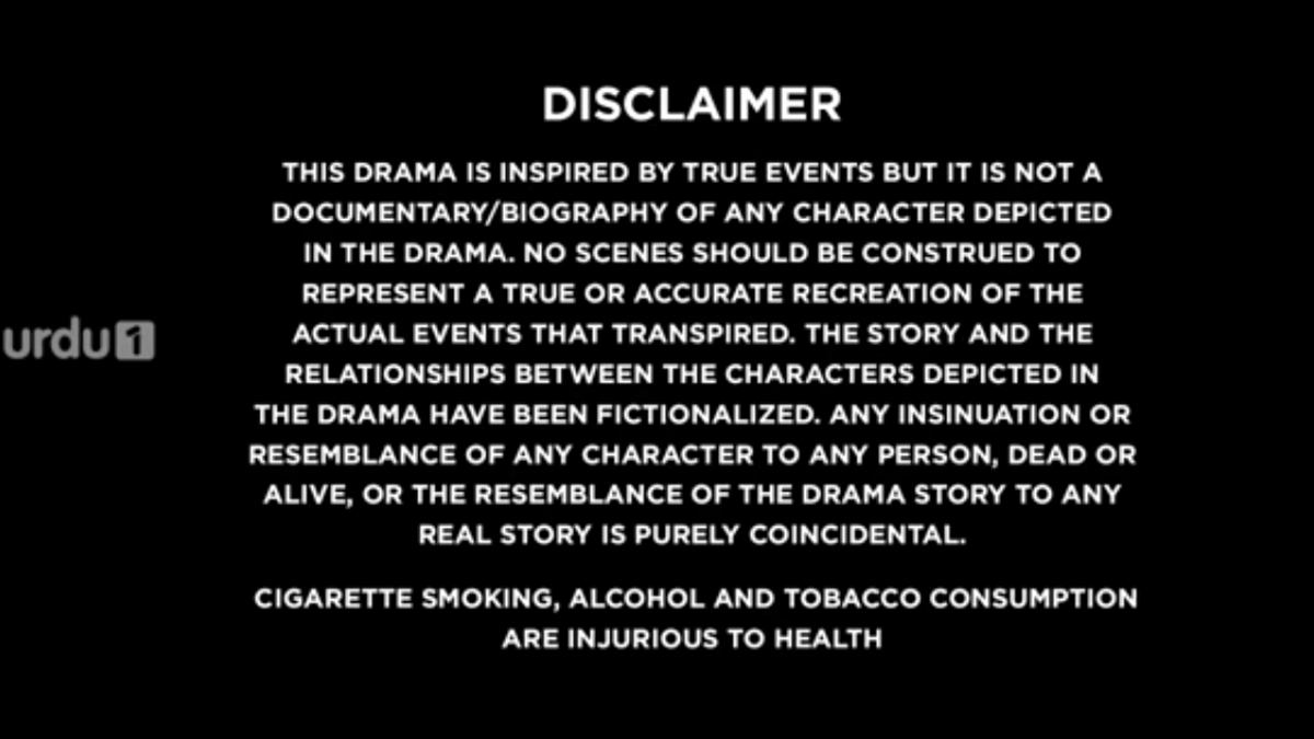 Baaghi opens with this disclaimer — Screengrab