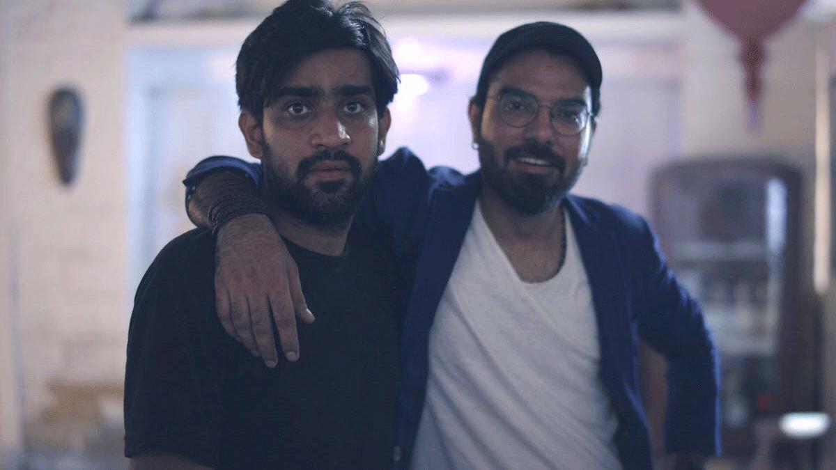 Yasir with Bilawal Abbasi
