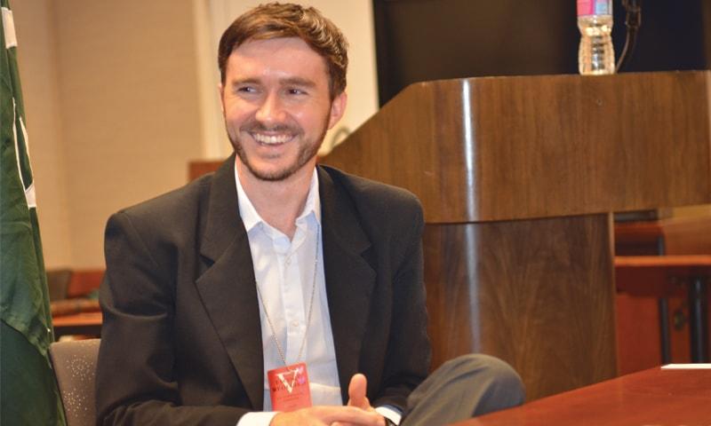 Arch Systems CEO Andrew Scheuermann
