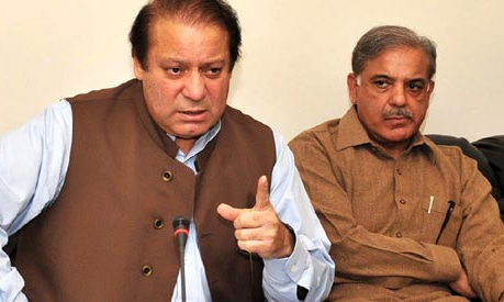 NAB chief directs bureau to complete 16 pending inquires against Nawaz, Shahbaz