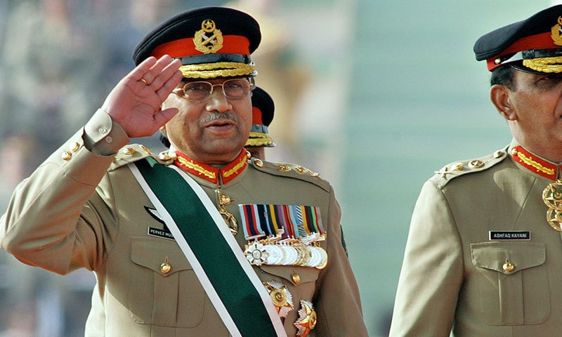 Musharraf is terribly wrong about dictatorship's track record in Pakistan
