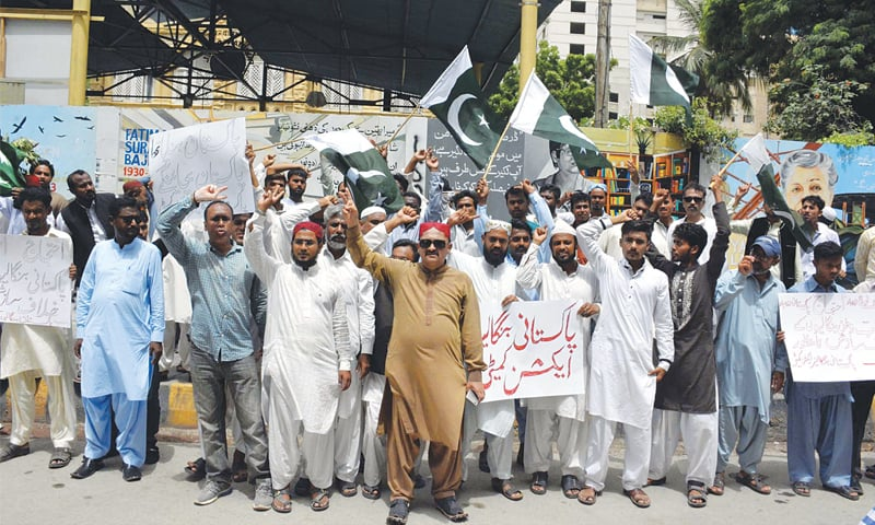 Nationalists criticised for demanding Bengalis' repatriation