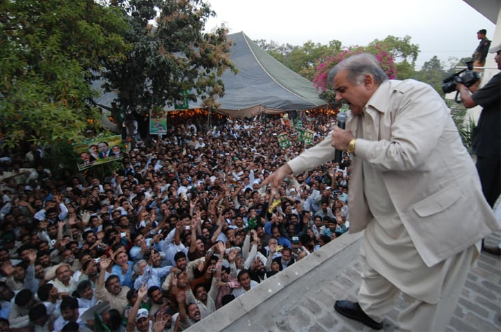Shahbaz Sharif might also discover that a popular mandate is not enough to keep a PM in the saddle | White Star