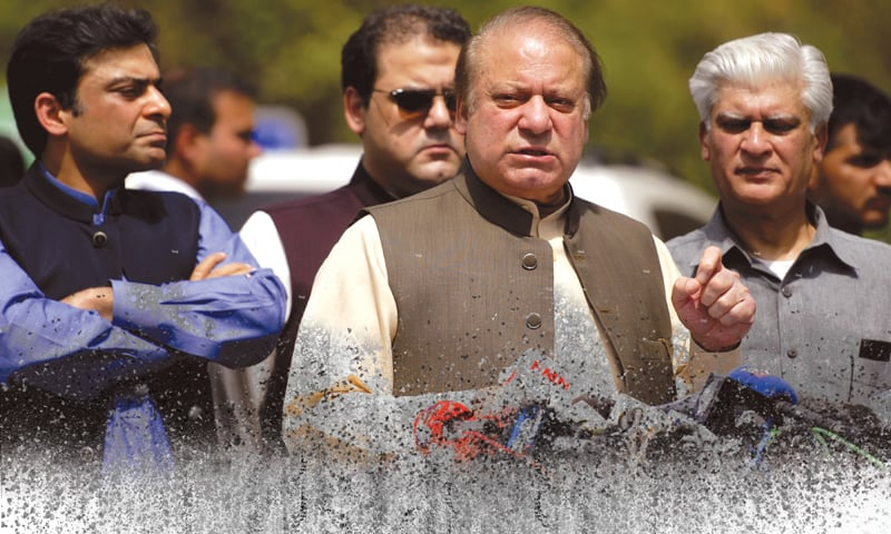 The unmaking of Nawaz Sharif
