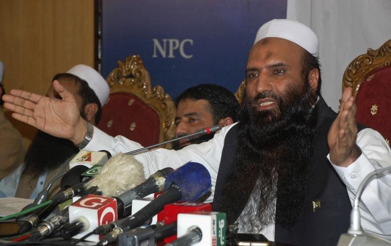 سیف اللہ خالد ملی مسلم لیگ کے پہلے صدر مقرر کئے گئے ہیں—فوٹو:اے پی