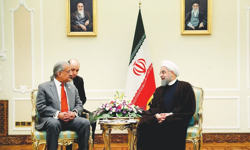 Iran regards Pakistan's security as its own: Rouhani