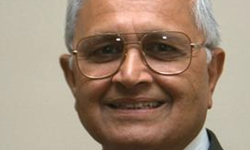 ڈاکٹر منیر احمد خان—فائل فوٹو