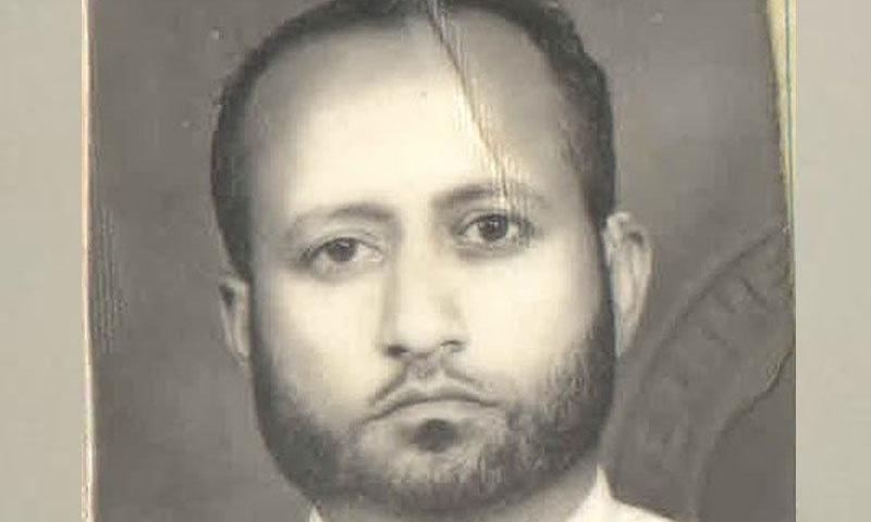 ڈاکٹر وڈل شاہ بخاری—فائل فوٹو