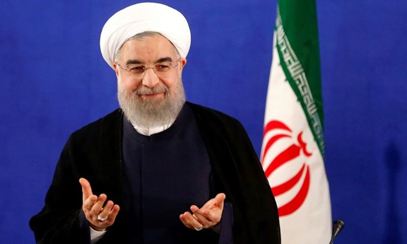 Reformist groups have criticised Hassan Rouhani for appointing a male only cabinet. — AFP Photo/File