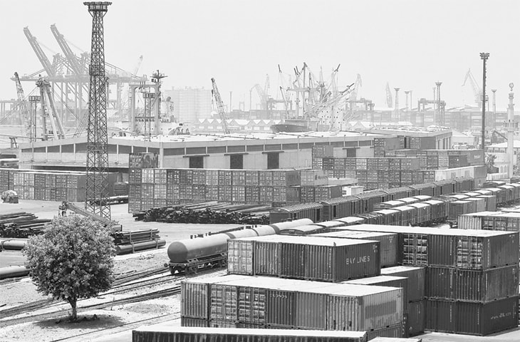 Continuing their rebound that began in early 2017, exports recorded an annual increase of 10.58pc in July to $1.63bn. Foreign sales of Pakistani goods fell 1.63pc to $20.45bn in 2016-17.