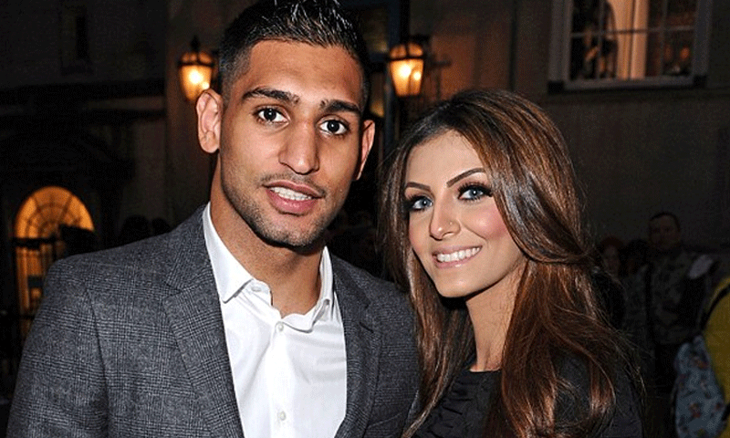 Have Amir Khan and Faryal Makhdoom reconciled?