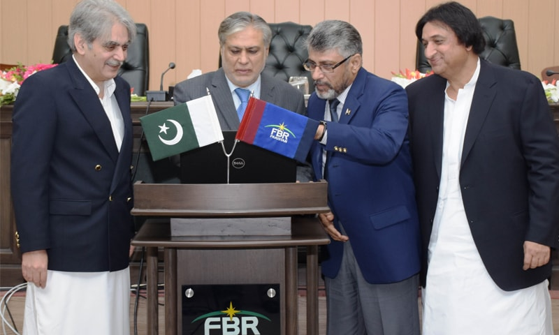 Number of return filers grew 50pc in 4 years: Dar - Pakistan - DAWN COM
