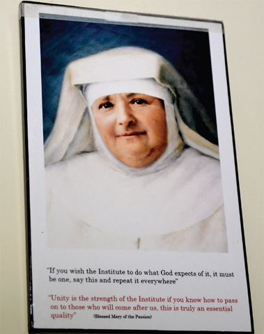 Franciscan Missionaries of Mary's Sister Dolores, who was from Spain, founded the hospice.
