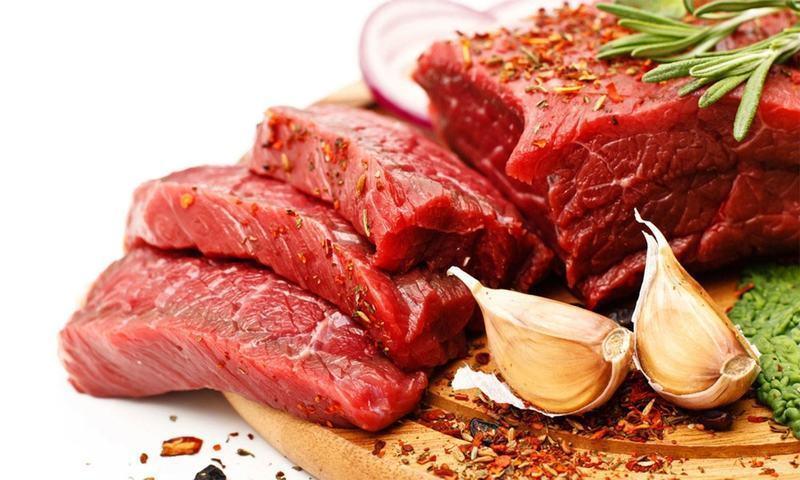 سرخ گوشت کا کم استعمال خرابی صحت کا باعث