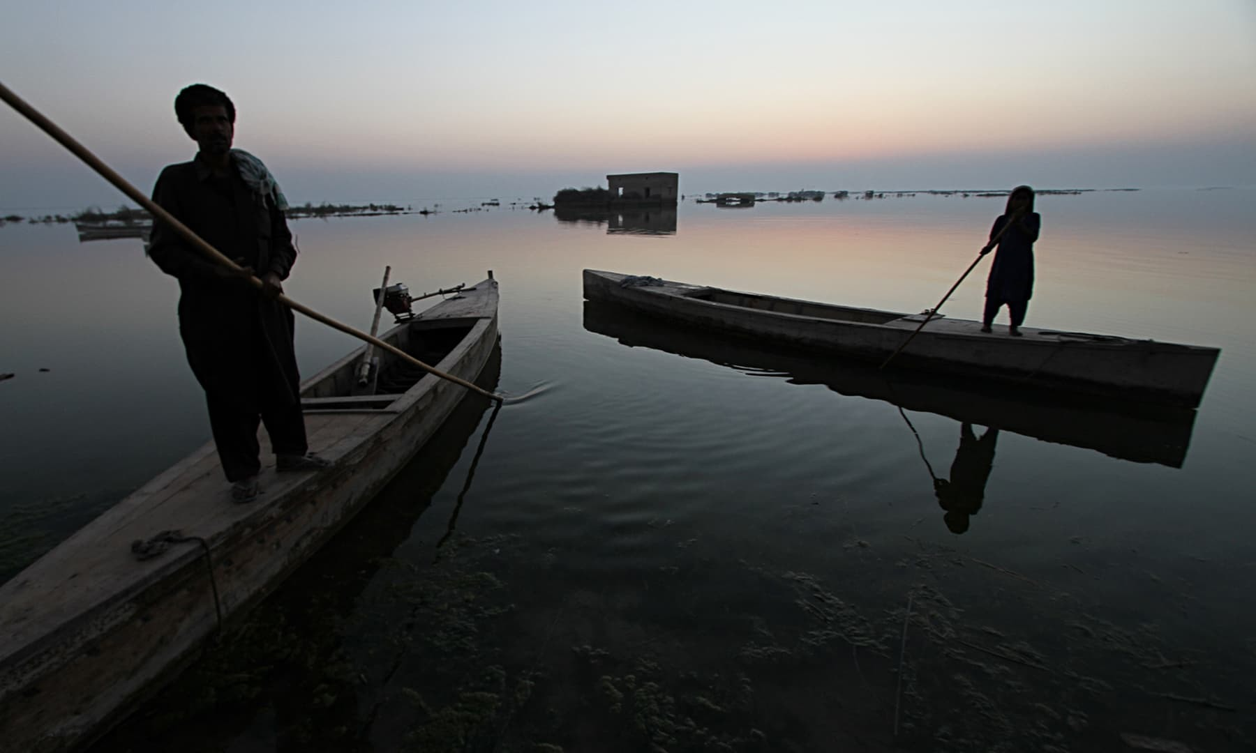 The travails of Gwadar's fishermen