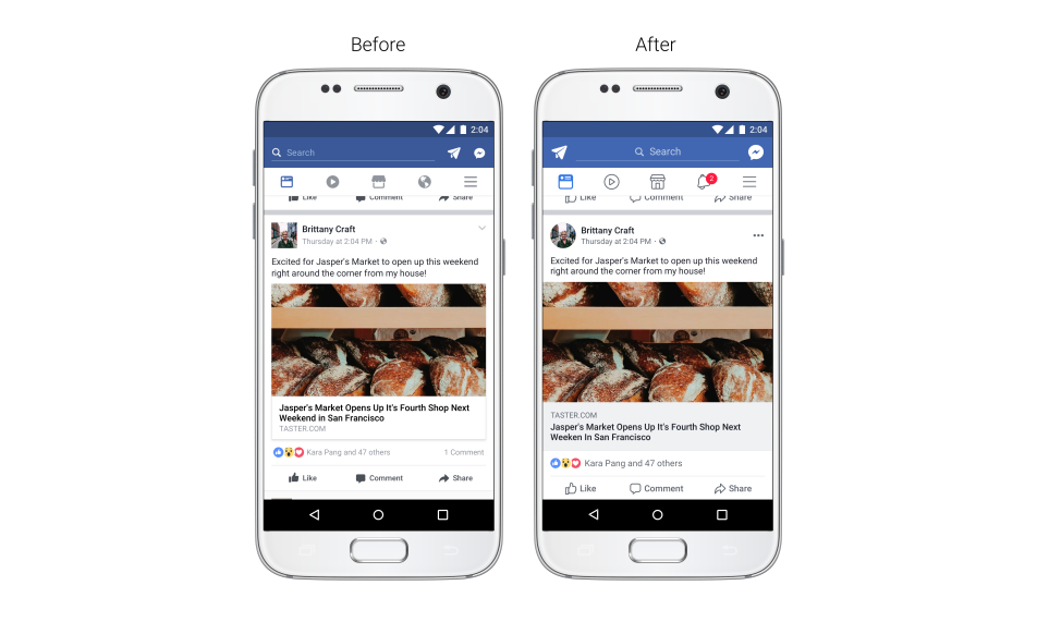 Facebook Making Changes to News its Feed