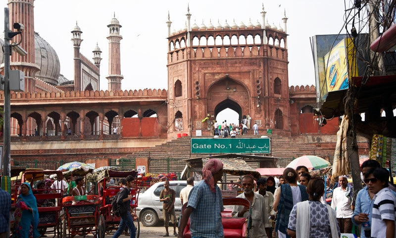 In the narrow lanes of Old Delhi, a unique and flavoursome dialect of Urdu is going extinct
