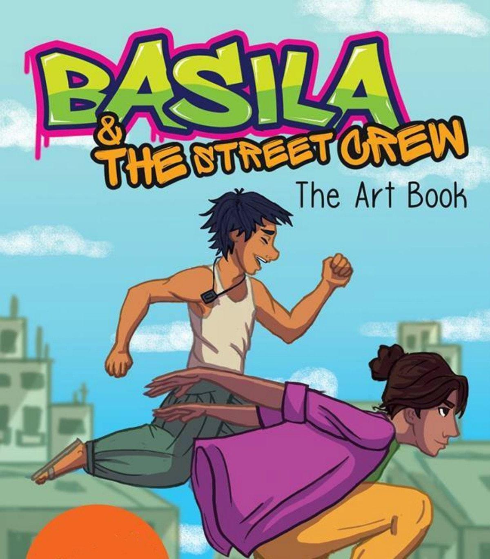 Basila's artbook